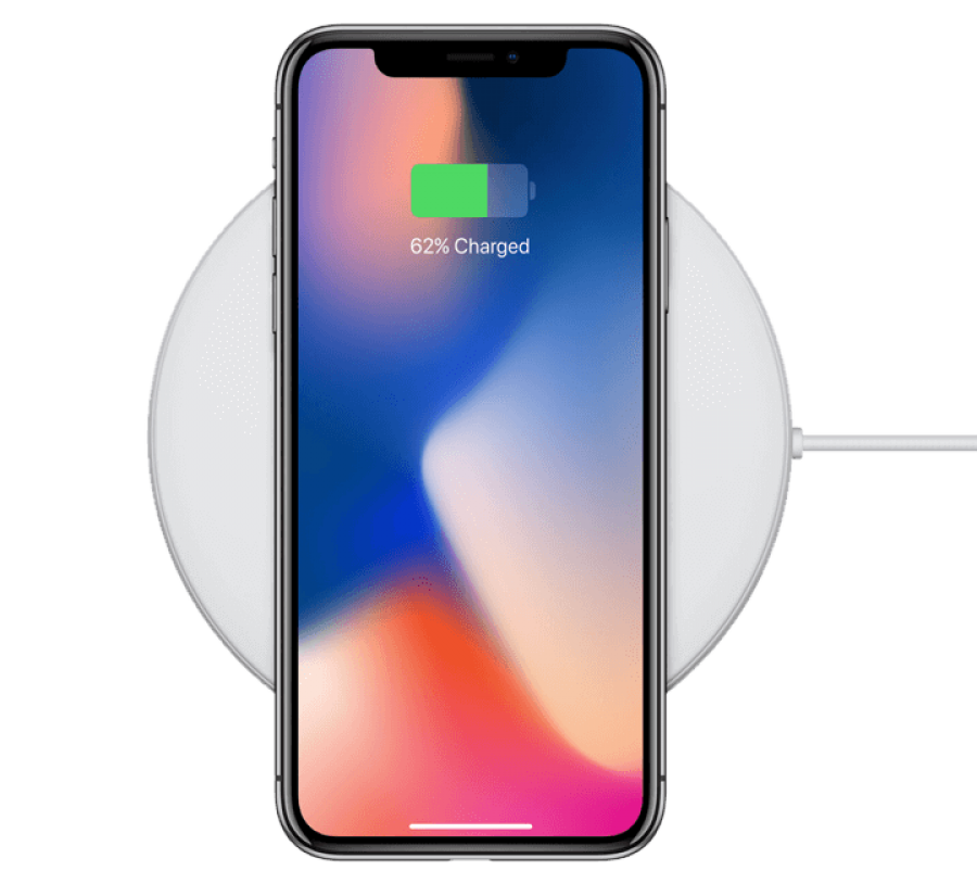 Wireless Charger 2040 White